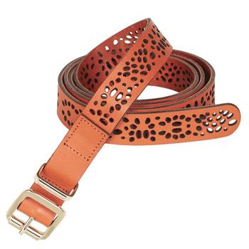 Accessorie Women Belts André LOUISES Orange