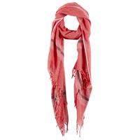 Accessorie Men Scarves André CHARLES Red