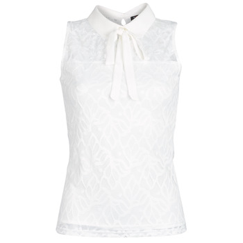 material Women Blouses Morgan DINCO White