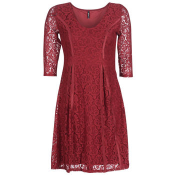 material Women Short Dresses Smash CADENCE Red