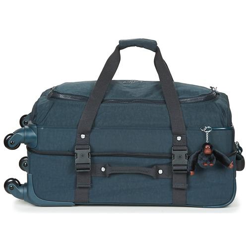 Bags Soft Suitcases Kipling CYRAH M Marine