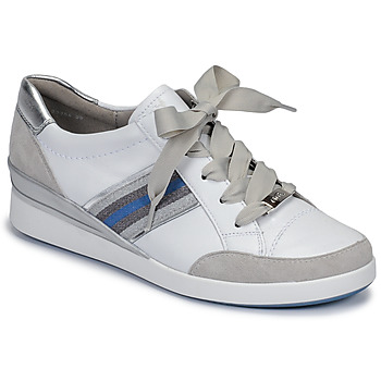 Shoes Women Low top trainers Ara LAZIO White