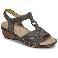 Shoes Women Sandals Ara KEY-WE Brown
