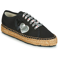 Shoes Women Espadrilles Love Moschino JA10263G07 Black