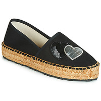 Shoes Women Espadrilles Love Moschino JA10243G07 Black
