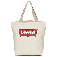 Bags Women Shopper bags Levi's Batwing Tote W Ecru