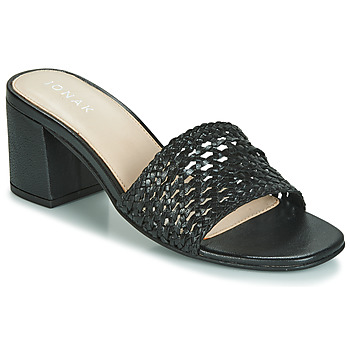 Shoes Women Mules Jonak WAX Black