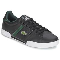 Shoes Men Low top trainers Lacoste DESTON PUT Black