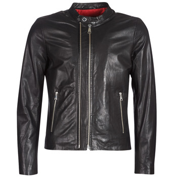 material Men Leather jackets / Imitation leather Redskins KASE Black
