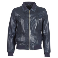 material Men Leather jackets / Imitation leather Redskins RUBBETS Marine