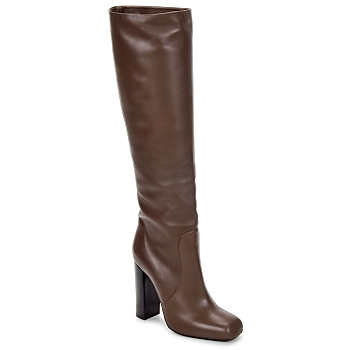 Shoes Women Boots Michael Kors 17167 Chocolate