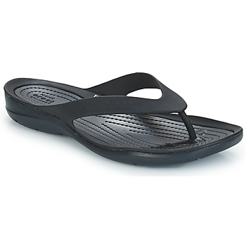 Shoes Women Flip flops Crocs SWIFTWATER FLIP W Black