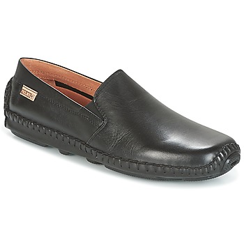 Shoes Men Loafers Pikolinos JEREZ 09Z Black