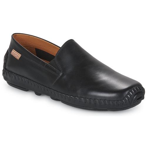 Shoes Men Loafers Pikolinos JEREZ 09Z Black