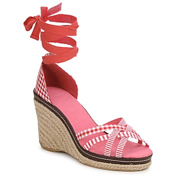 Shoes Women Sandals StylistClick ANGELA Red