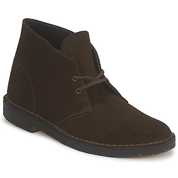 Ankle boots / Boots Clarks DESERT BOOT Brown 350x350