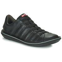 Shoes Men Low top trainers Camper BEETLE Black