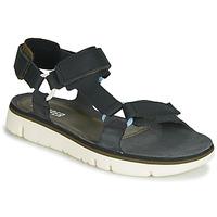 Shoes Men Sandals Camper ORUGA Black