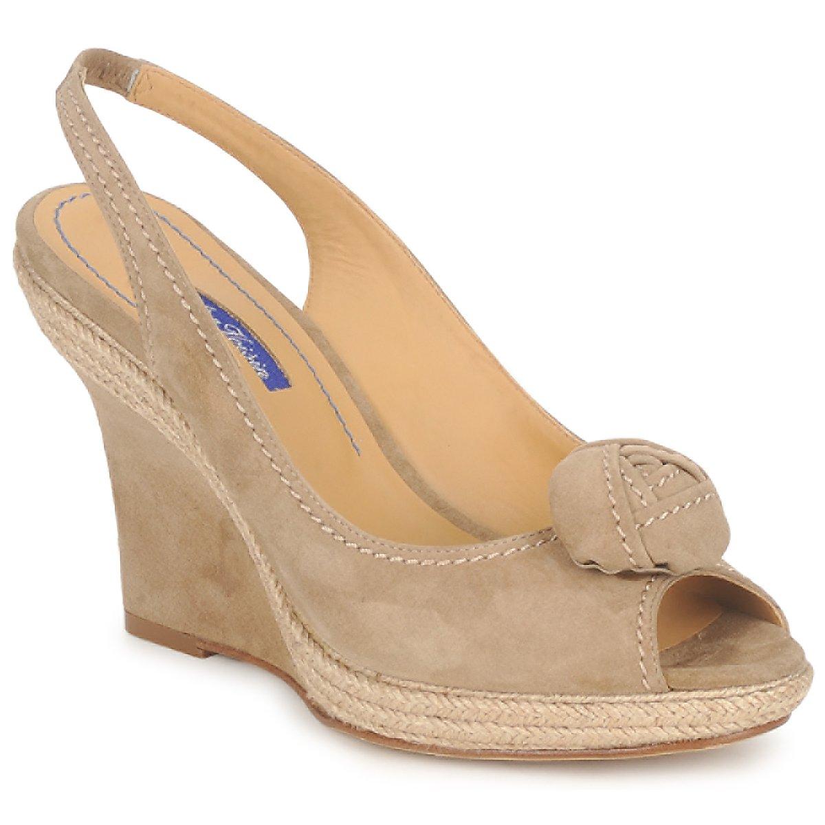 Sandals Atelier Voisin ALIX TAUPE