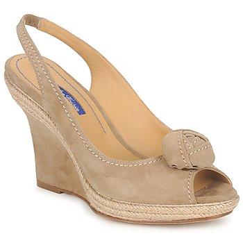 Sandals Atelier Voisin ALIX TAUPE 350x350