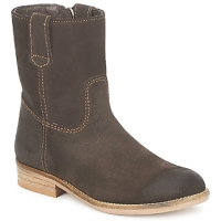 Shoes Children Mid boots Hip DIRAN Brown