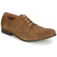 Shoes Men Derby shoes Hudson PIER Brown