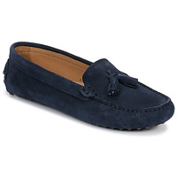 Shoes Women Loafers Casual Attitude JALAYALE Marine