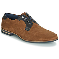 Shoes Men Derby shoes Casual Attitude JALAYACE Brown