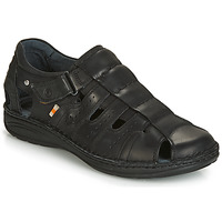 Shoes Men Sandals Casual Attitude ZIRONDEL Black