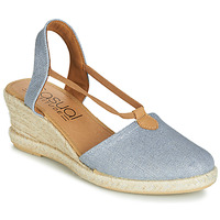 Shoes Women Espadrilles Casual Attitude JALAYIGE Blue