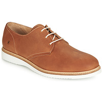 Shoes Men Derby shoes Casual Attitude JALAYIME Cognac