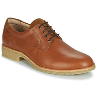 Shoes Men Derby shoes Casual Attitude JALAYINE Cognac