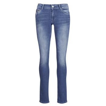 material Women slim jeans Pepe jeans NEW BROOKE POWER FEX Blue