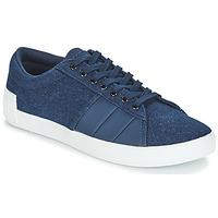 Shoes Men Low top trainers Le Coq Sportif FLAG Blue