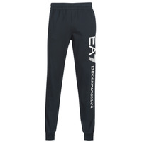 material Men Tracksuit bottoms Emporio Armani EA7 TRAIN LOGO SERIES Marine