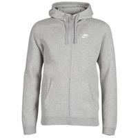 material Men sweaters Nike MEN'S NIKE SPORTSWEAR HOODIE Grey