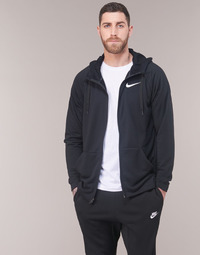 material Men sweaters Nike MEN'S NIKE DRY TRAINING HOODIE Black