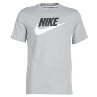 material Men short-sleeved t-shirts Nike NIKE SPORTSWEAR Grey