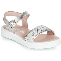 Shoes Girl Sandals Citrouille et Compagnie JANISSE Pink / Dragonfly