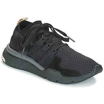 Shoes Men Low top trainers adidas Originals EQT SUPPORT MID ADV Black