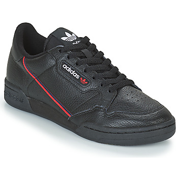 Shoes Low top trainers adidas Originals CONTINENTAL 80 Black