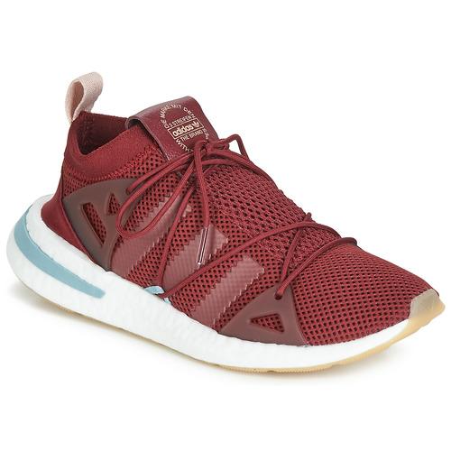 Shoes Women Low top trainers adidas Originals ARKYN W Bordeaux