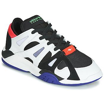 Shoes Men Low top trainers adidas Originals DIMENSION LO White / Black