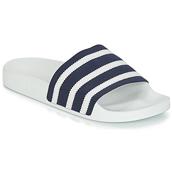 Shoes Tap-dancing adidas Originals ADILETTE Marine