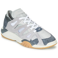 Shoes Men Low top trainers adidas Originals DIMENSION LO Grey / Blue