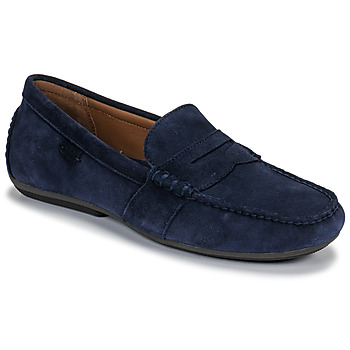 Shoes Men Loafers Polo Ralph Lauren REYNOLD Marine
