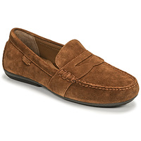 Shoes Men Loafers Polo Ralph Lauren REYNOLD Brown