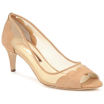 Shoes Women Court shoes Rupert Sanderson CLARET Beige