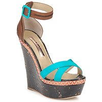 Shoes Women Sandals Rupert Sanderson NISSA Blue