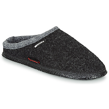 Shoes Men Slippers Giesswein DANNHEIM Anthracite